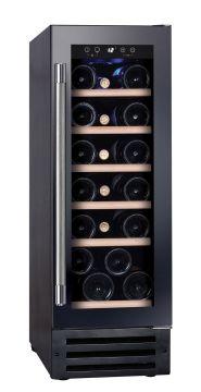 Under Counter Single Zone Wine Cooler HWCB30UKBM