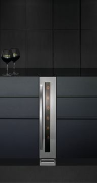 CAPLE Under Counter Single Zone Wine Cooler WI155