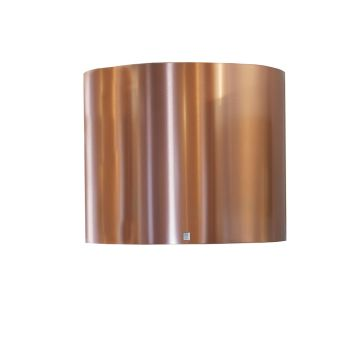 RorosHetta 60cm Brushed Copper Luna Hood