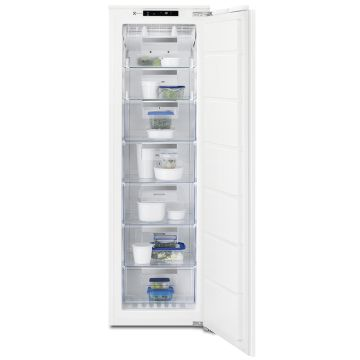 ELECTROLUX INTEGRATED UPRIGHT FREEZER EUC2244AOW