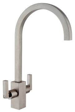 Typhon Square Tap Brushed