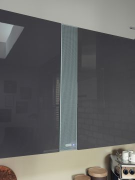 Sound Bar Plus for Wall Cabinets