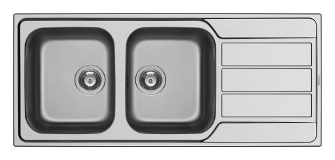 Athena 2.0 Bowl Stainless Steel Sink
