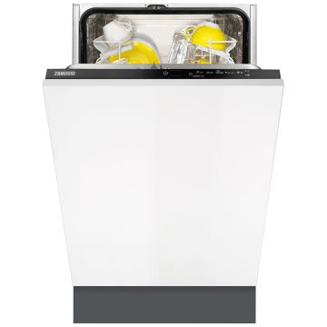 Zanussi ZDV12004FA 45cm Integrated Slimline Dishwasher