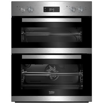 BEKO BNTF22300XD BUILT UNDER DOUBLE OVEN
