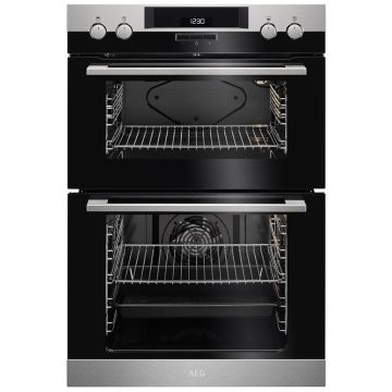 AEG DEK431010M BUILT-IN DOUBLE OVEN