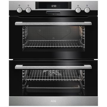 AEG DUK431110M BUILT-UNDER DOUBLE OVEN