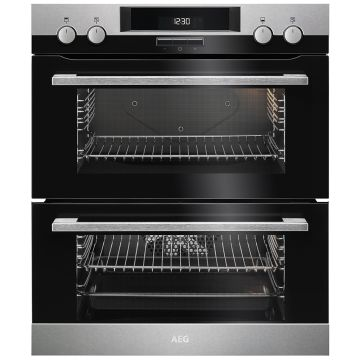 AEG DUK731110M BUILT-UNDER DOUBLE OVEN