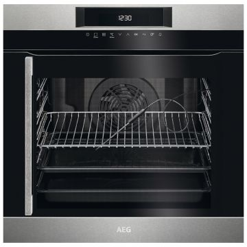 AEG RIGHT HAND SIDE OPENING OVEN BPK744R21M