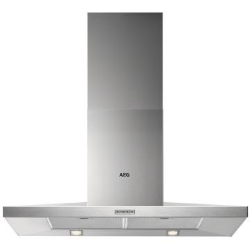 AEG DKB4950M 90cm Chimney Cooker Hood