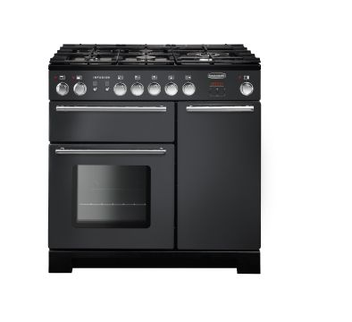 Infusion Dual Fuel Range Cooker 90cm