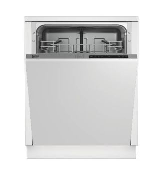 Beko DIS15011 Integrated Slimline Dishwasher