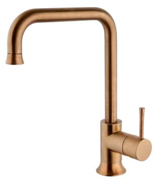 Adige Tap Brushed Copper
