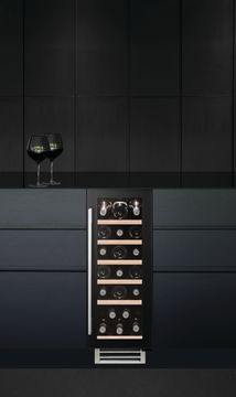 CAPLE Under Counter Single Zone Wine Cooler WI3124
