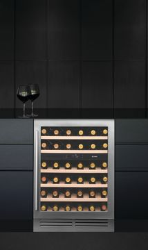 CAPLE Under Counter Dual Zone Wine Cooler WI6133