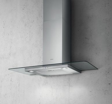 Elica 90cm Tribe Straight Glass Hood