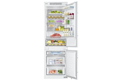 SAMSUNG INTEGRATED FRIDGE FREEZER BRB260087WW