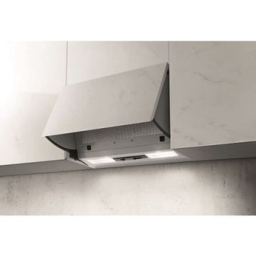 Elica Integrated Hood Silver