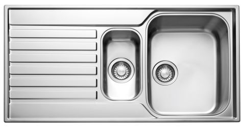 Franke Ascona ASX651 1.5 Bowl Sink
