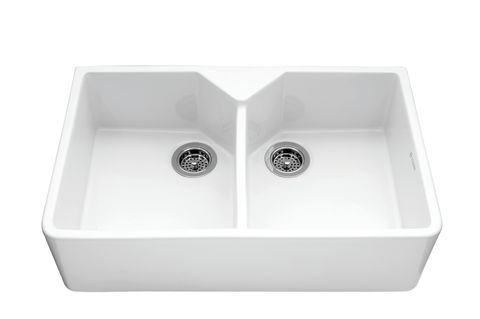 Caple Sandown Double Bowl Belfast Sink