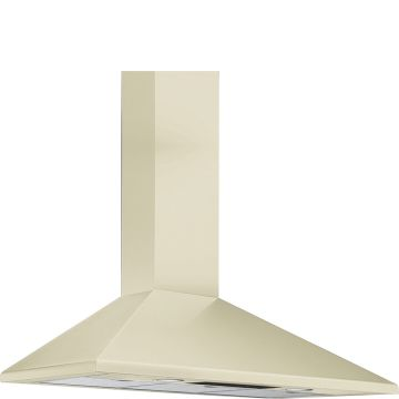 Smeg 90cm Cream Chimney Hood
