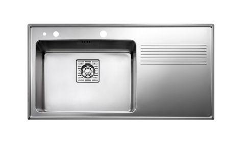 Frame FR97SX vänster (underlimmad i laminatbänkskiva)