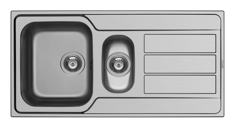 Athena 1.5 Bowl Stainless Steel Sink