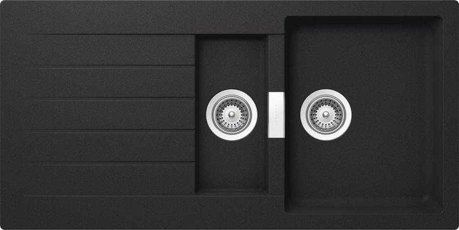 Schock Primus 1.5 Bowl Black Composite Sink