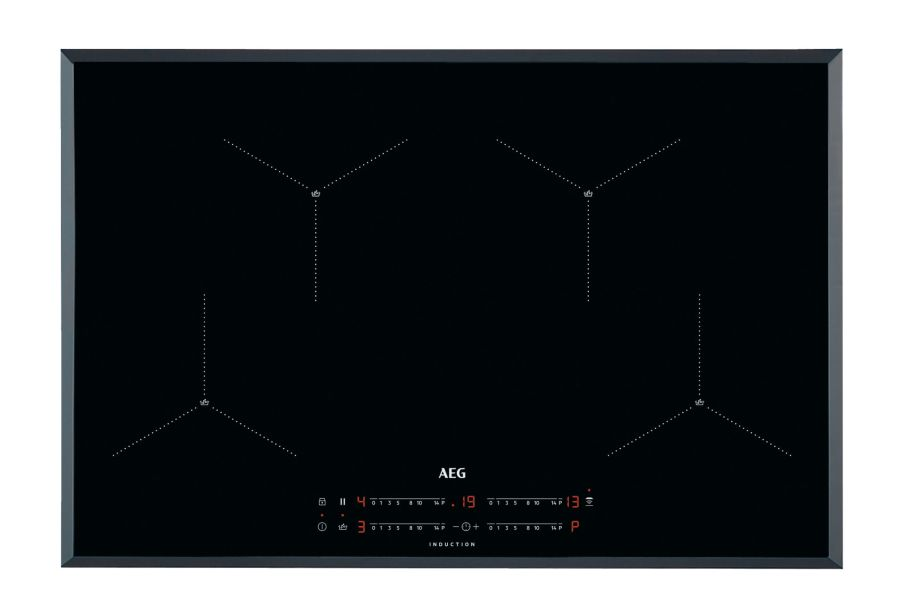 AEG INDUCTION HOB IAE84411FB 80CM