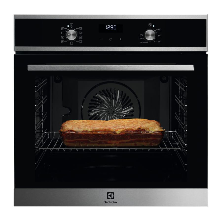 ELECTROLUX KOFEH40X BUILT-IN ELECTRIC SINGLE OVEN