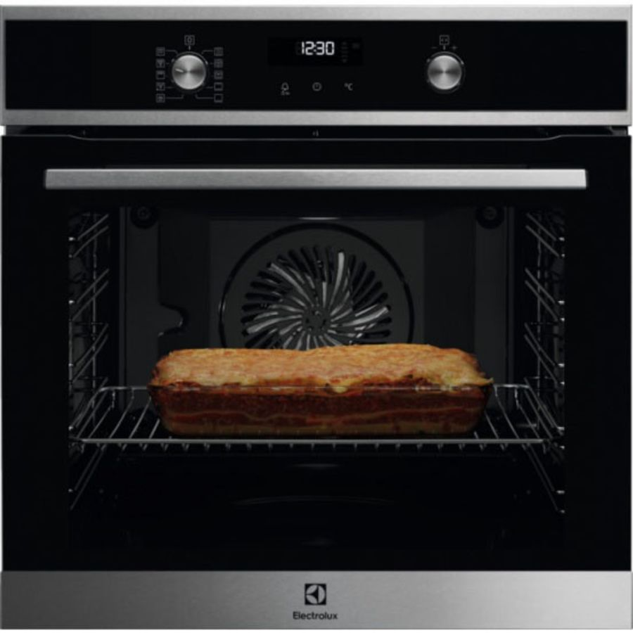 ELECTROLUX KOFDP40X BUILT-IN ELECTRIC SINGLE OVEN