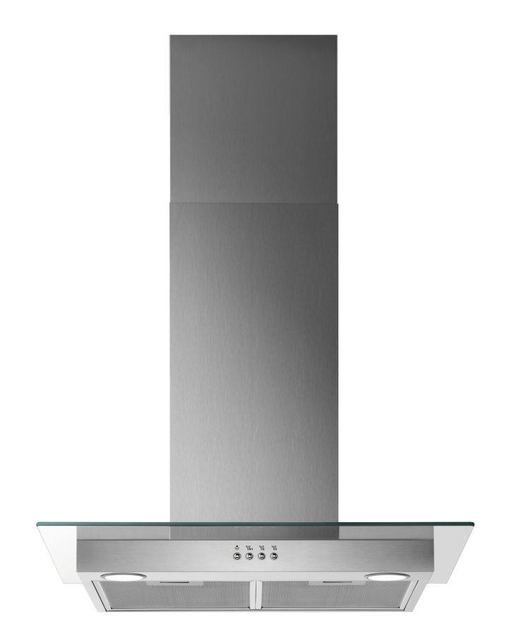 Zanussi ZHC62653XA 60cm Chimney Cooker Hood