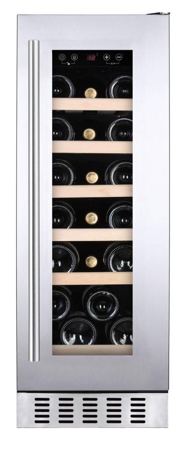 Under Counter Single Zone Wine Cooler HWCB30UKSSM