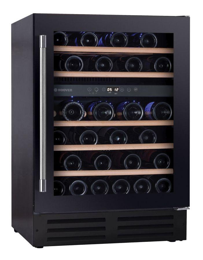 Under Counter Dual Zone Wine Cooler HWCB60DUKSSM