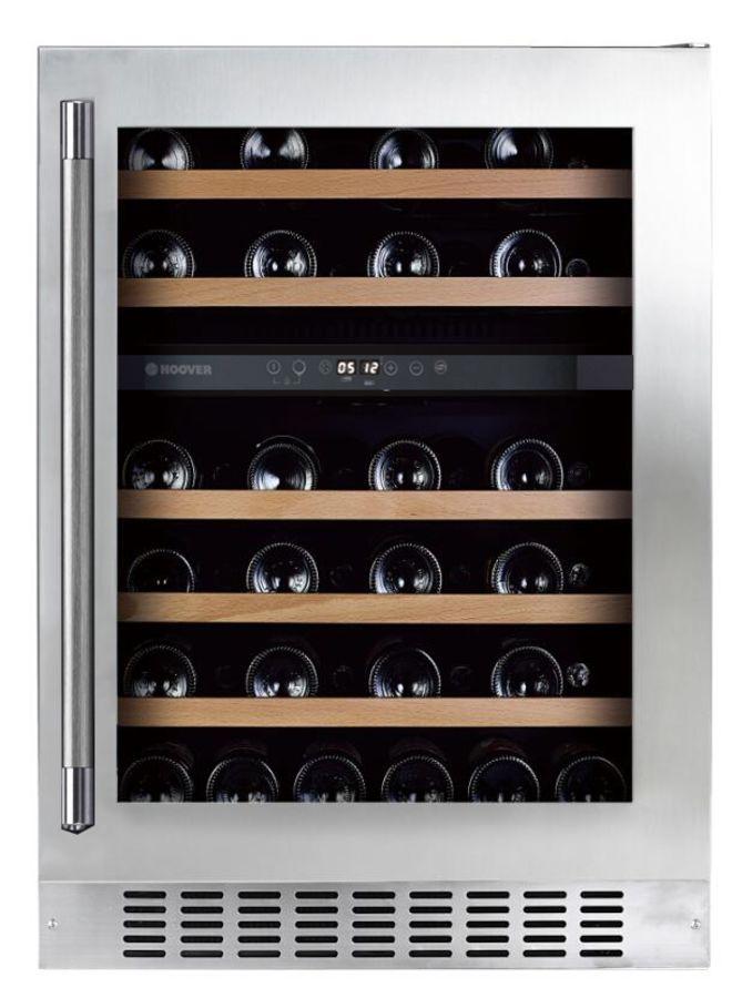 Under Counter Single Zone Wine Cooler HWCB60DUKBM