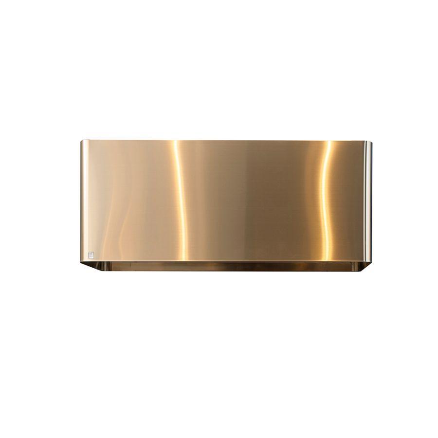 RorosHetta 80cm Brushed Brass Trend Hood