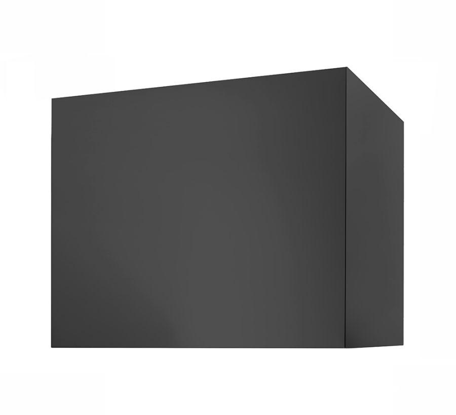RorosHetta 90cm Black Mantica Wall Hood