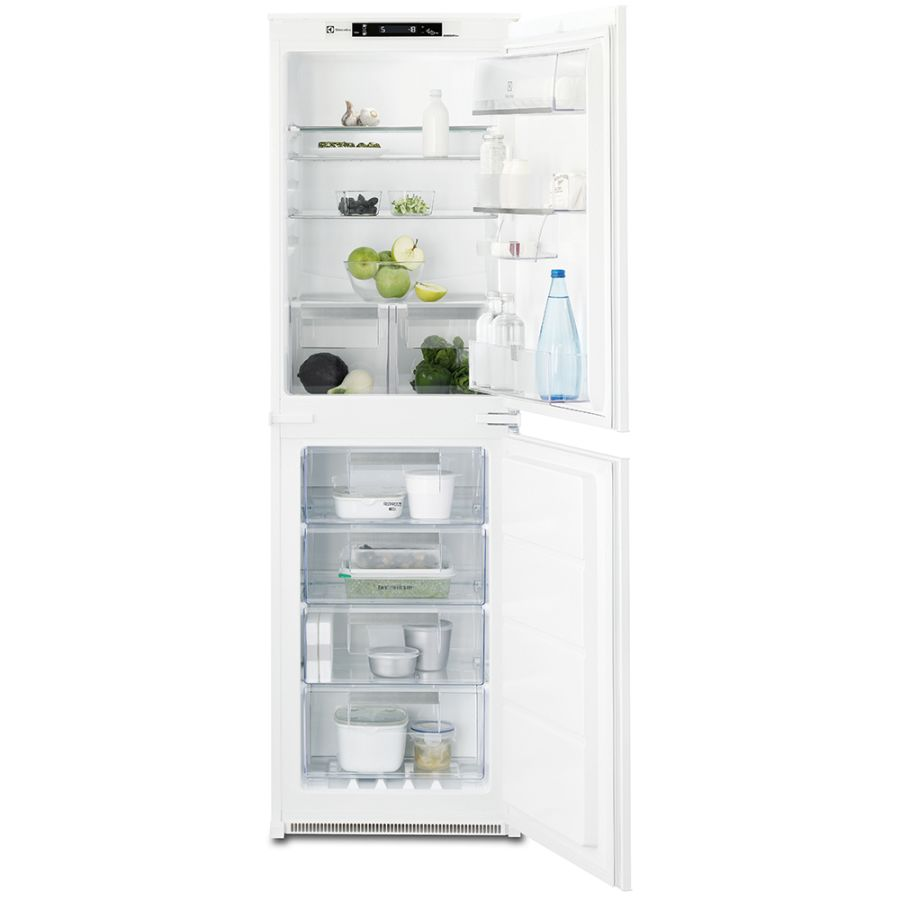 ELECTROLUX INTEGRATED 50/50 FRIDGE FREEZER ENN2743AOV