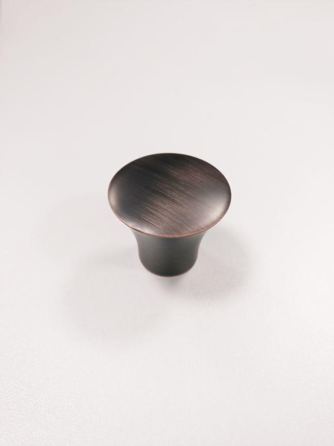 Blackened Copper Knob