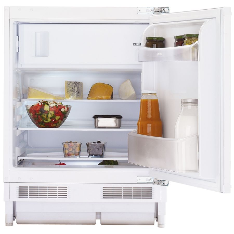 BEKO BUILT-UNDER FRIDGE WITH ICE BOX BR11