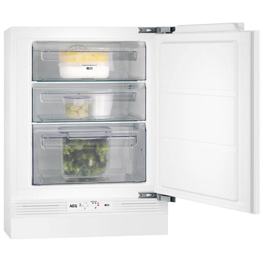 AEG INTEGRATED UNDER COUNTER FREEZER ABE68216NF