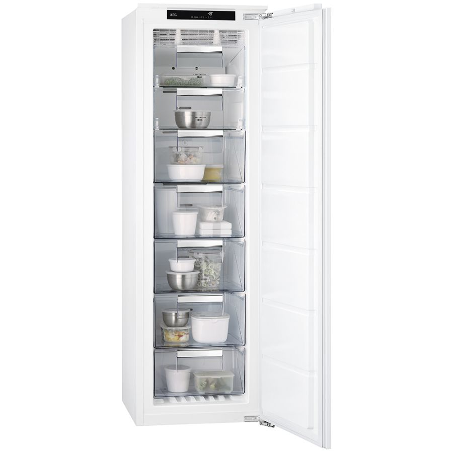 AEG INTEGRATED UPRIGHT FREEZER ABK81826NC