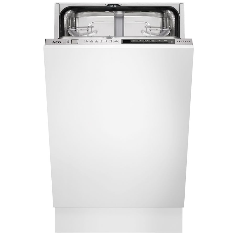 AEG FSK73400P Integrated Slimline Dishwasher