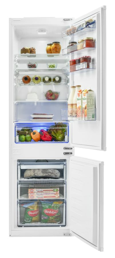 BEKO 70/30 FROST-FREE FRIDGE FREEZER
