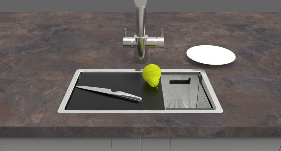 Food and Drink Sink & Accessory Pack