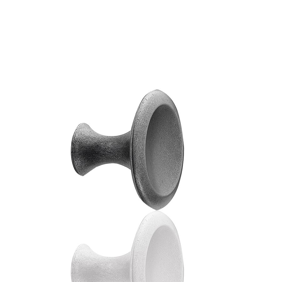 Bell Knob Antique Brown