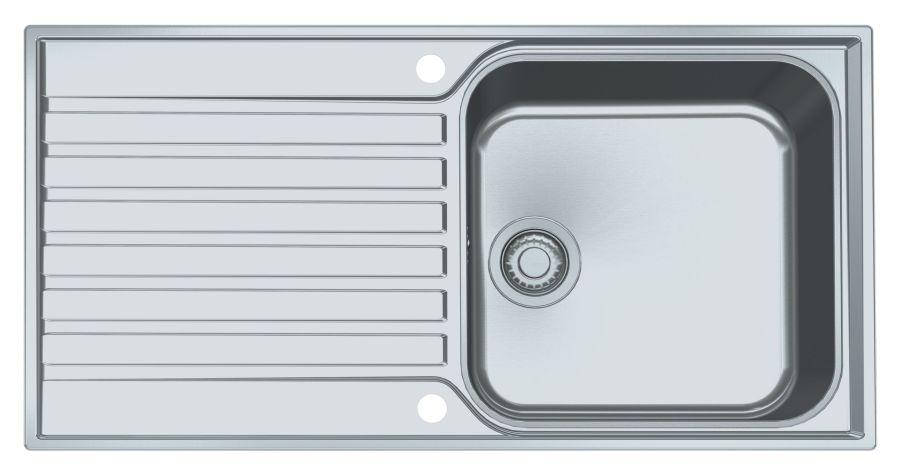 Franke Ascona ASX611 Single Bowl Sink