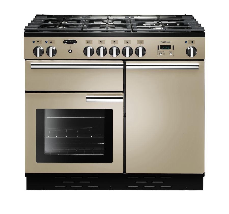 Professional Plus Dual Fuel Range Cooker 100cm