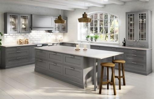 Kjøkkenøy - Scala Inframe S4000-N