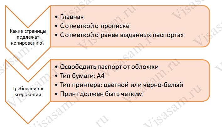 Документы для загранпаспорта нового образца 2021 года какие страницы паспорта копировать